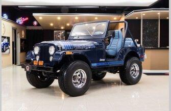 1980 Jeep CJ-5 for sale 101195868