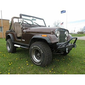 1980 Jeep CJ-5 for sale 101229744