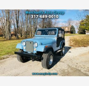 1980 Jeep CJ-5 for sale 101239380