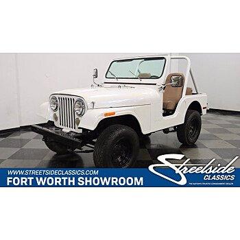 1980 Jeep CJ-5 for sale 101434899