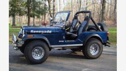 1980 Jeep CJ-5 for sale 101437442