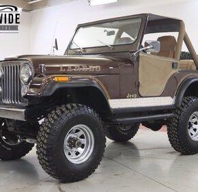 1980 Jeep CJ-5 for sale 101449295