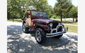 1980 Jeep CJ-5 for sale 101581543