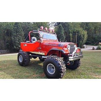 1980 Jeep CJ-7 for sale 100827287