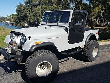 1980 Jeep CJ-7 for sale 100863515