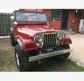 1980 Jeep CJ-7 for sale 100966586