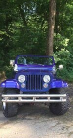 1980 Jeep CJ-7 for sale 100999138
