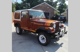 1980 Jeep CJ-7 for sale 101181495