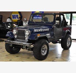 Jeep CJ-7 Classics for Sale - Classics on Autotrader