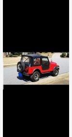 1980 Jeep CJ-7 for sale 101204041