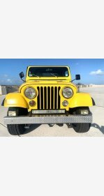 1980 Jeep CJ-7 for sale 101211384