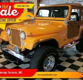 1980 Jeep CJ-7 for sale 101224941