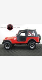 1980 Jeep CJ-7 for sale 101250816