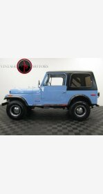 1980 Jeep CJ-7 for sale 101253656