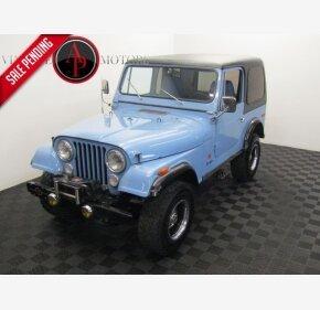 1980 Jeep CJ-7 for sale 101253656
