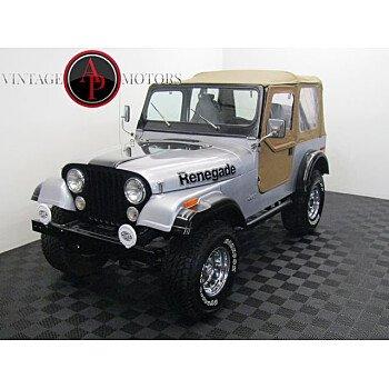 1980 Jeep CJ-7 for sale 101263080