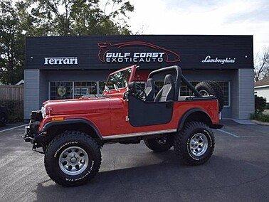 1980 Jeep CJ-7 for sale 101272278