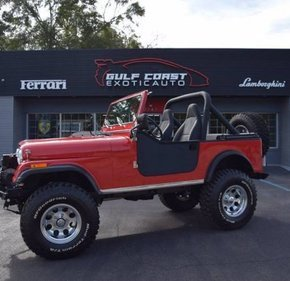 1980 Jeep CJ-7 for sale 101272278