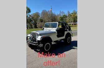 1980 Jeep CJ-7 for sale 101281864