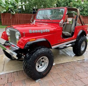 1980 Jeep CJ-7 for sale 101354745
