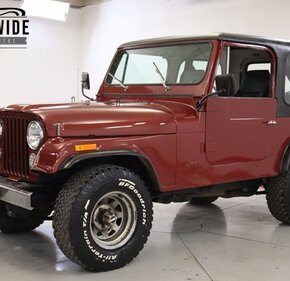 1980 Jeep CJ-7 for sale 101356515