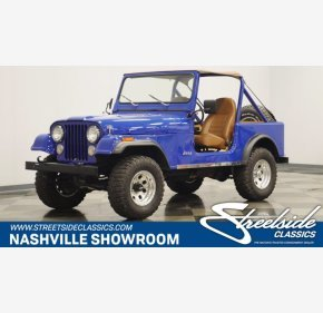 1980 Jeep CJ-7 for sale 101417886