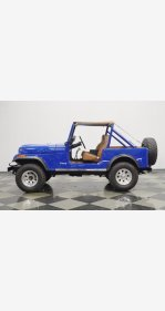 1980 Jeep CJ-7 for sale 101417886
