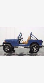 1980 Jeep CJ-7 for sale 101484694