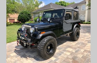 1980 Jeep CJ-7 for sale 101123939