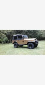 1980 Jeep CJ-7 for sale 101193825