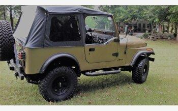 1980 Jeep CJ-7 for sale 101193825