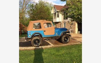 1980 Jeep CJ-7 for sale 101217830