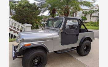 1980 Jeep CJ-7 for sale 101381628