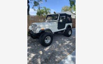 1980 Jeep CJ-7 for sale 101635221
