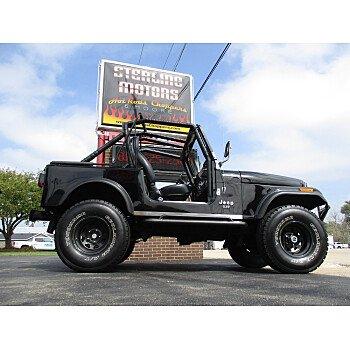 1980 Jeep CJ-7 for sale 101297066
