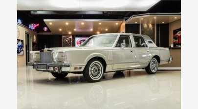 1980 Lincoln Continental for sale 101069733
