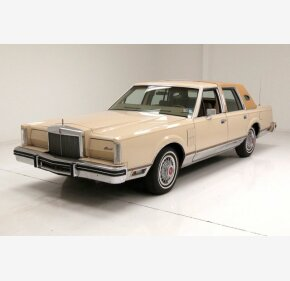 1980 Lincoln Continental for sale 101090800