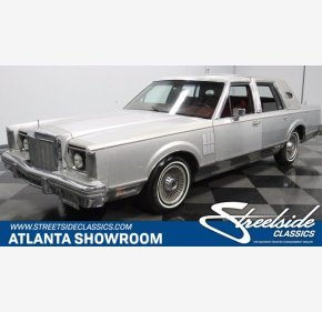 1980 Lincoln Continental for sale 101347434