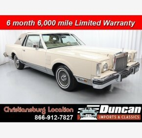 1980 Lincoln Mark VI for sale 101305560