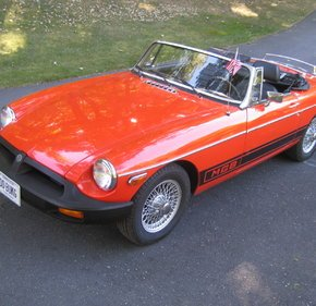 1980 MG MGB for sale 100799455