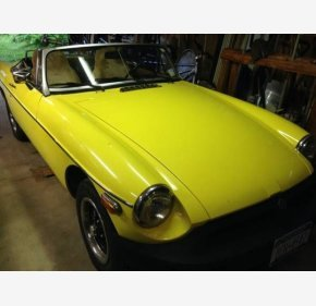 1980 MG MGB for sale 100891424