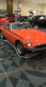 1980 MG MGB for sale 100992361