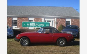 1980 MG MGB for sale 101070309