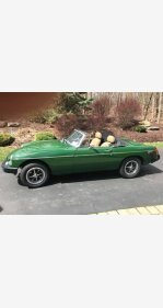 1980 MG MGB for sale 101159623