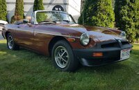 1980 MG MGB for sale 101204037