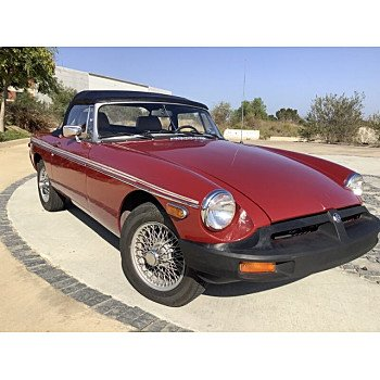 1980 MG MGB for sale 101267802