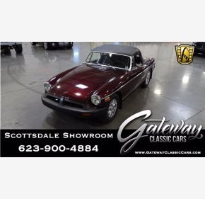 1980 MG MGB for sale 101345008