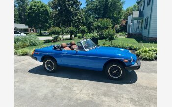 1980 MG MGB for sale 101381671