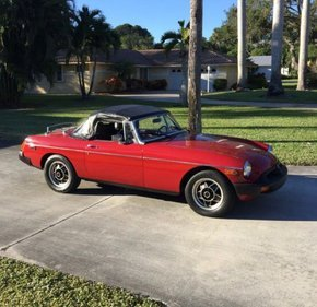 1980 MG MGB for sale 101384338
