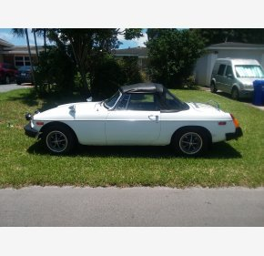 1980 MG MGB for sale 101397182